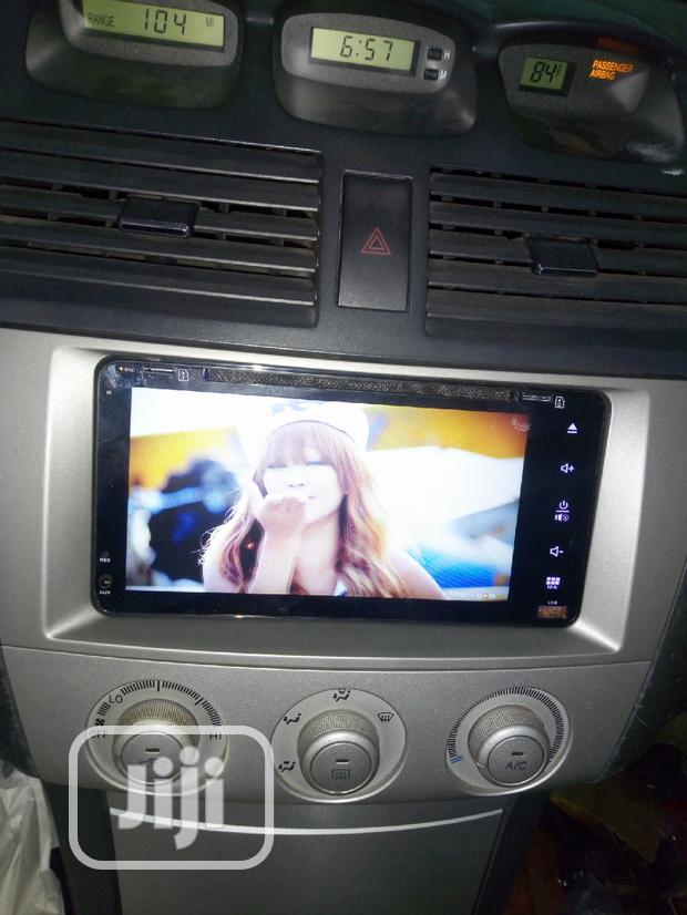 Toyota Solara Android DVD With Camera USB, SD Card And Bluetooth