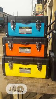 Plastic And Metal Tools Box | Hand Tools for sale in Lagos State, Ojo