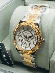 Guess and Omega Men Wristwatch | Watches for sale in Lagos State, Lagos Island