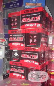 12v 75ah Solite Batteries Korean Product | Vehicle Parts & Accessories for sale in Lagos State