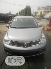 Nissan Versa 2009 Hatchback 1.8 S Gray | Cars for sale in Lagos State, Alimosho
