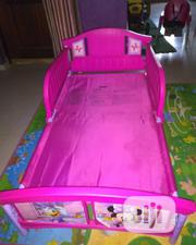 Tokunbo Uk Barely Use Minnie Mouse Toddler Bed | Children's Furniture for sale in Lagos State