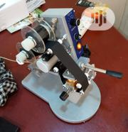 Hand Operated Hot Stamp Date Coding Machine Date Coder Ribbon Coder | Manufacturing Materials & Tools for sale in Lagos State, Amuwo-Odofin