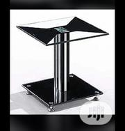 Glass Side Stool | Furniture for sale in Lagos State, Ojo
