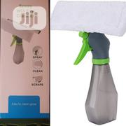 2 In 1 Microfiber Easy Glass Cleaner With Spray Bottle | Tools & Accessories for sale in Lagos State, Surulere