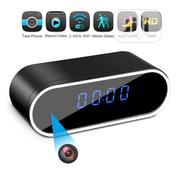 Clock Spy Camera Wifi Wireless Full HD 1080P Security Camera   Security & Surveillance for sale in Lagos State, Ikeja