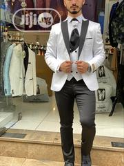 4piece Designers Turkey Men's Suits   Clothing for sale in Lagos State, Lagos Island