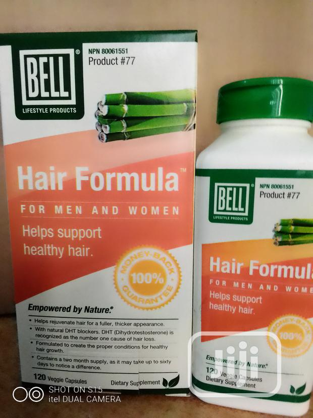 Hair Formula To Say Bye Bye To Bald Hair.