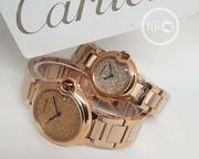 Cartier Fashion Couple Wrist Watch | Watches for sale in Lagos State, Surulere