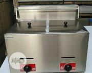 Double Deep Gas Fryer | Kitchen Appliances for sale in Lagos State, Ojo