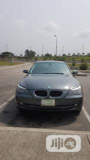 BMW 525i 2008 Gray | Cars for sale in Rivers State, Port-Harcourt