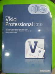 Microsoft Visio Professional 2010 | Software for sale in Lagos State, Ikeja