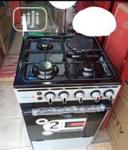 Scanfrost Cooker,3+1 , 4 Burner, One Electric And 3 Gas With Oven | Kitchen Appliances for sale in Lagos State, Ojo
