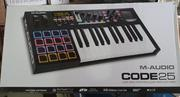 Standard M - Audio Studio Code25 Keyboard | Musical Instruments & Gear for sale in Lagos State, Ojo