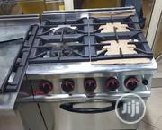 4 Burner Gas Stove Cooker | Kitchen Appliances for sale in Lagos State, Ojo