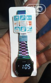 Casio Rainbow Colour Chain Wristwatch | Watches for sale in Lagos State, Surulere