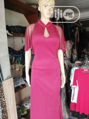 Red Gown Dress Suitable for Evening Functions | Clothing for sale in Lagos State, Orile
