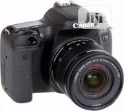 Canon Eos 77d With 18-55mm Lens (Brand New) | Photo & Video Cameras for sale in Lagos State, Ikeja