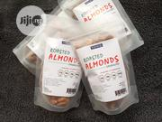Roasted Almond Unsalted - 200g | Feeds, Supplements & Seeds for sale in Lagos State, Magodo