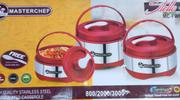 Sets Of Masterchef Warmer | Kitchen & Dining for sale in Lagos State, Ipaja
