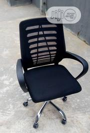Office Chair Black | Furniture for sale in Lagos State, Lekki Phase 1