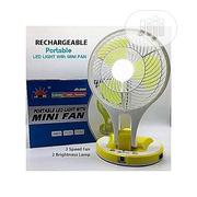 Rechargeable Portable Mini Fan | Home Appliances for sale in Lagos State, Lagos Island