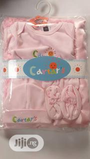 Cartars Baby Blanket With Cloth And Cap | Children's Clothing for sale in Lagos State, Agege