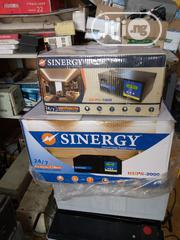 Synergy Inverter 2kva With 2batteries | Solar Energy for sale in Ondo State, Akure