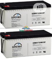 2units Of Super Rugged Supermax German Batteries   Electrical Equipment for sale in Lagos State, Lekki Phase 2