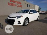 Toyota Corolla 2014 White | Cars for sale in Lagos State, Ikeja