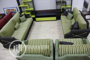 Complete Set of Fabric Chair for Living Room | Furniture for sale in Lagos State, Victoria Island