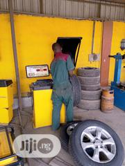 Computerized Wheel Balancing And Alignment | Vehicle Parts & Accessories for sale in Lagos State