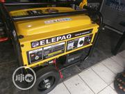 New Elepaq Gasoline Generator 3.5kva | Electrical Equipment for sale in Lagos State, Ikeja