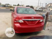 Toyota Corolla 2013 Red | Cars for sale in Rivers State, Port-Harcourt