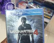 Ps4 Cd Uncharted 4 | Video Games for sale in Abuja (FCT) State, Wuse 2