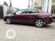 Honda Civic 2006 1.8i-VTEC LXi Red | Cars for sale in Rivers State, Port-Harcourt