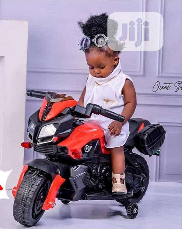 GV Power Bike for Kids (Chargeable) With Forward and Reverse Movement