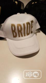 Stylish Face Cap For Bride And Squad | Clothing Accessories for sale in Lagos State