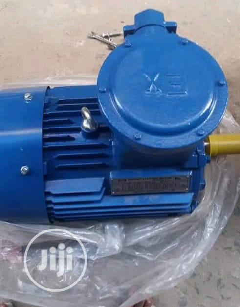 Electric Motor Pumps