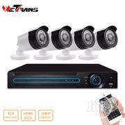 Complete 4 Channel CCTV System | Security & Surveillance for sale in Abuja (FCT) State, Wuse 2