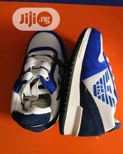 Casual Fashion Unisex Sneakers in Blue and White | Shoes for sale in Lagos State, Surulere