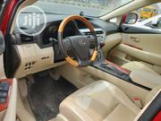 Lexus RX 2010 350 Red | Cars for sale in Lagos State, Amuwo-Odofin