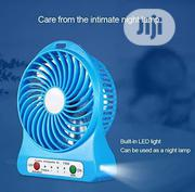 Rechargeable Portable Mini Fan | Home Appliances for sale in Lagos State, Ikeja