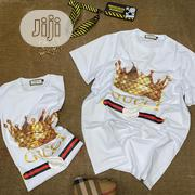 Authentic Gucci T-Shirts(Black White) | Clothing for sale in Lagos State, Alimosho