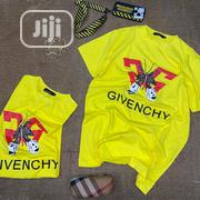 Authentic Givenchy T-Shirts(Black Yellow) | Clothing for sale in Lagos State, Alimosho