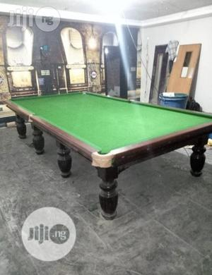 12ft Marble Top Snooker