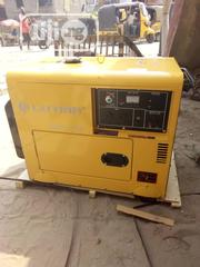 New Sound Proof Lutian 6KVA DIESEL Generator 100% Copper Coil+Warranty | Electrical Equipment for sale in Lagos State, Ikeja