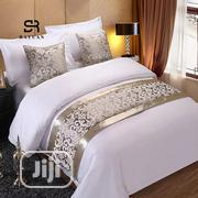 Quality Duve With Bedspread and Throw Pillows | Home Accessories for sale in Lagos State, Ojo