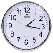 Spy Wall Clock Wireless HD Camera   Security & Surveillance for sale in Lagos State, Ojo