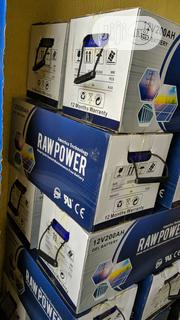 200ahs 12v RAW POWER Battery | Electrical Equipment for sale in Lagos State, Ojo